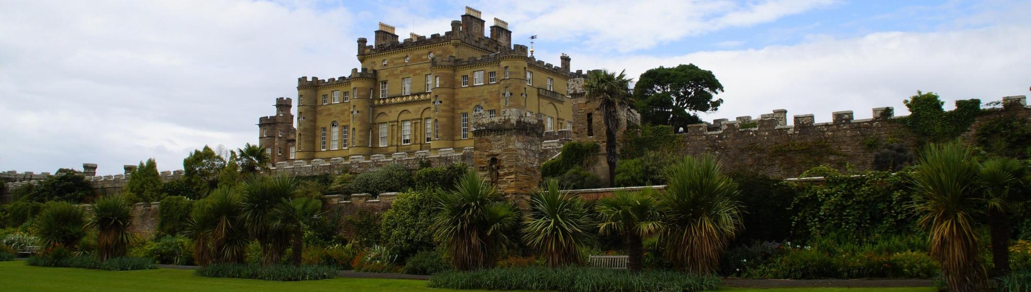 Culzean Castle, Zuidwest-Schotland
