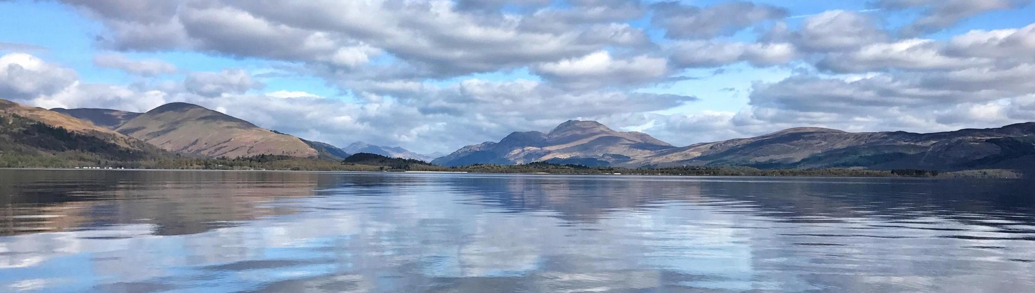 Loch Lomond Ben Nevis, Schotse Hooglanden