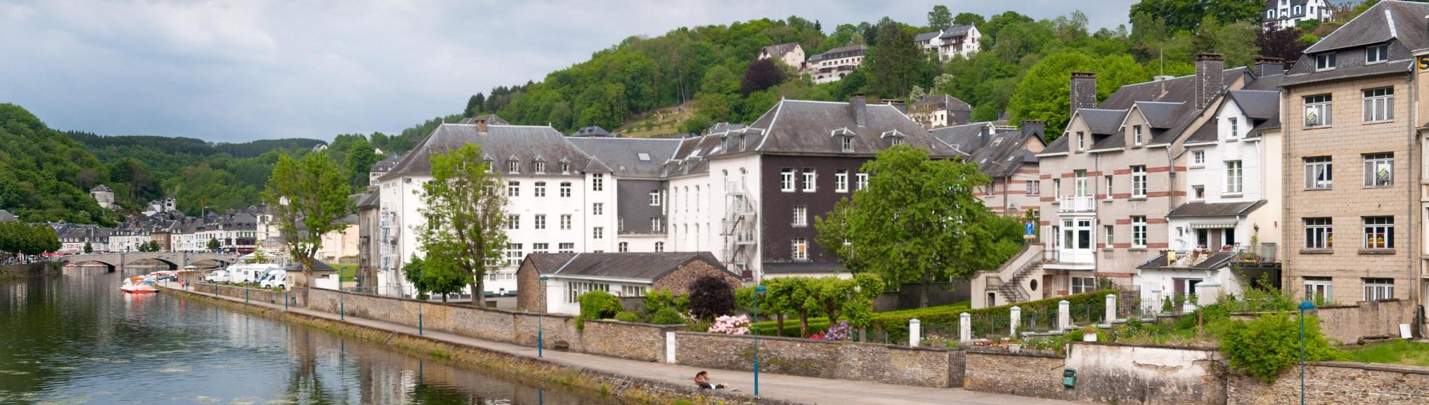Bouillon Belgische Ardennen