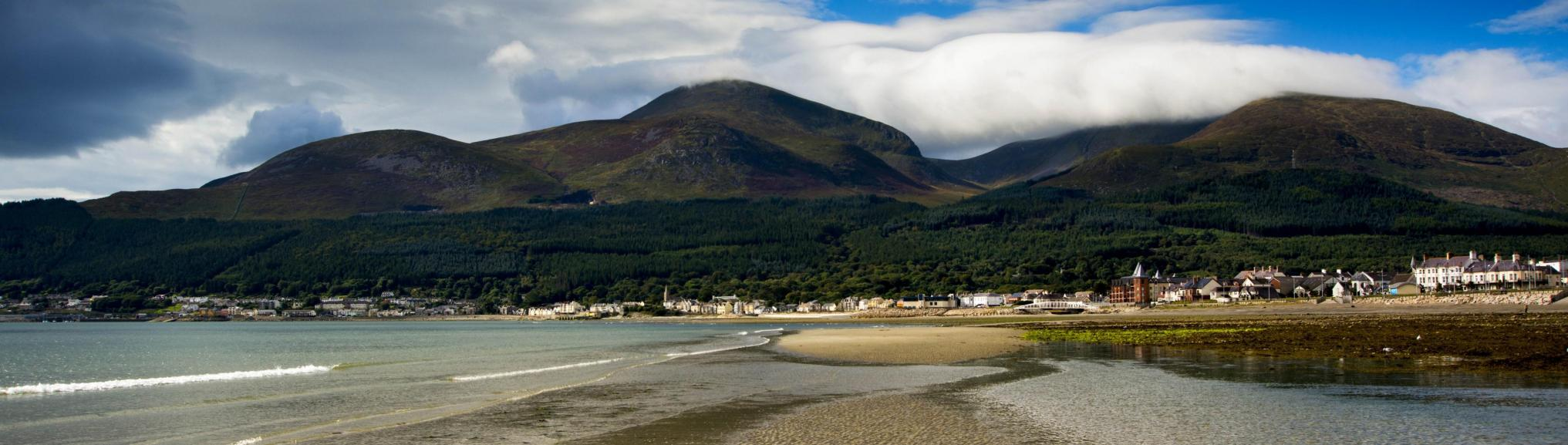 The Mourne Mountains, Co. Down