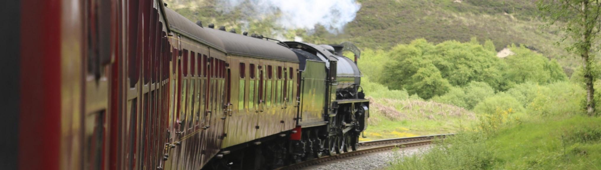 Trein Yorkshire