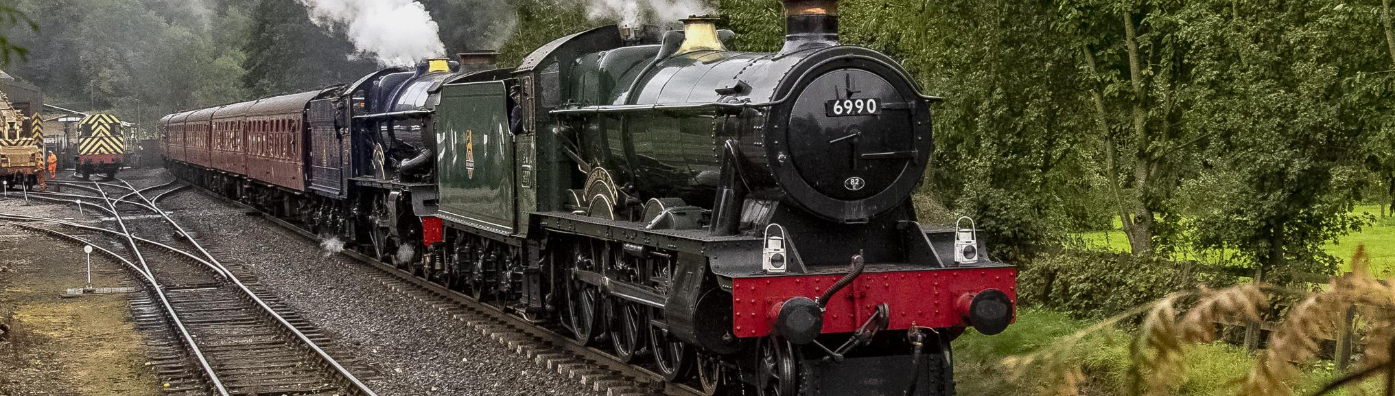 Trein Engeland