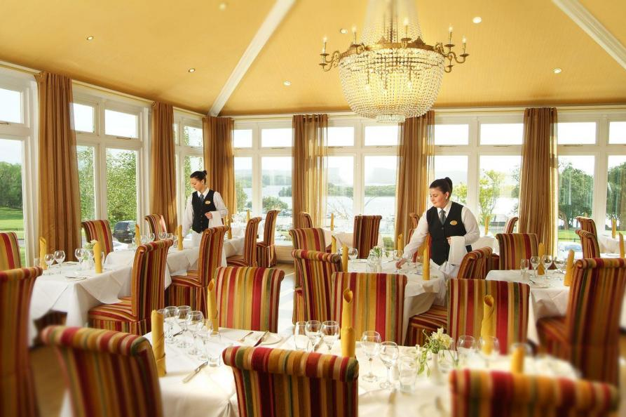 Manor House Country Hotel restaurant