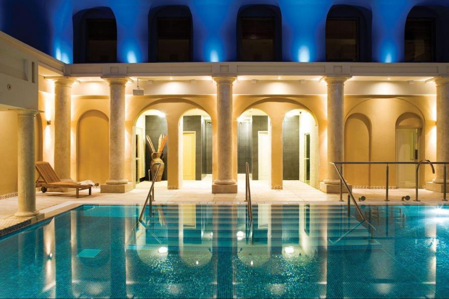 Knockranny House Hotel zwembad