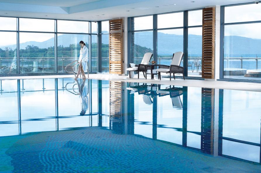 Parknasilla Resort zwembad