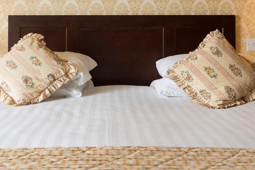 Sandhouse Hotel slaapkamer