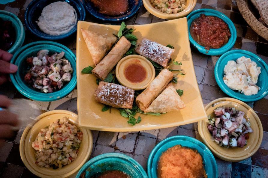 Culinaire gerechten