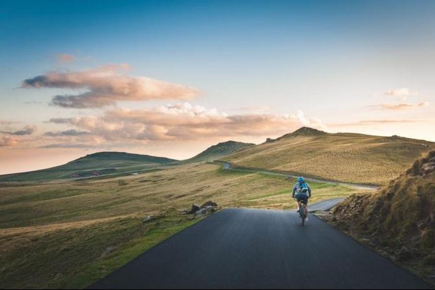 Per fiets uw bestemming ontdekken