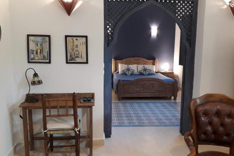 Riad Zahrat | Essaouira