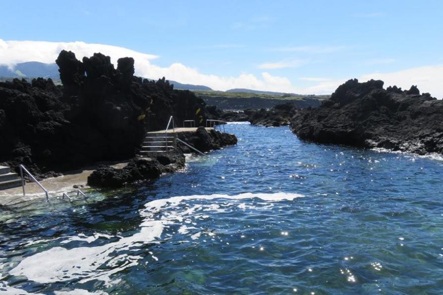 Natural pool, Terceira