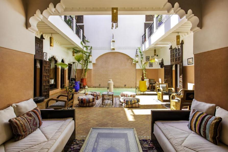 Riad Anya, Marrakech