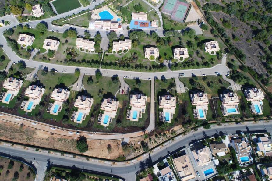 Colina da Lapa villas
