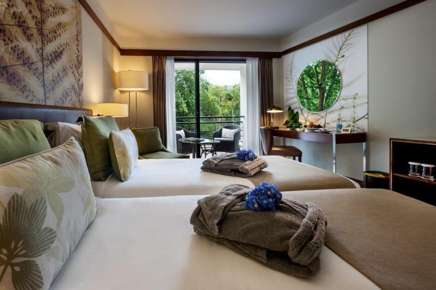 Slaapkamer Terra Nostra Garden Hotel