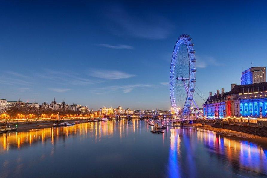 The Londen Eye