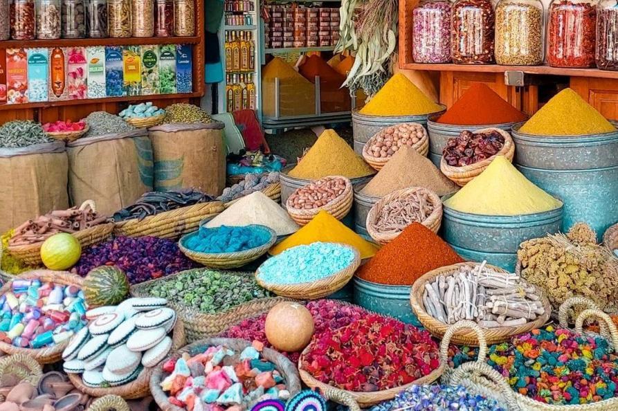 Puur Marokko