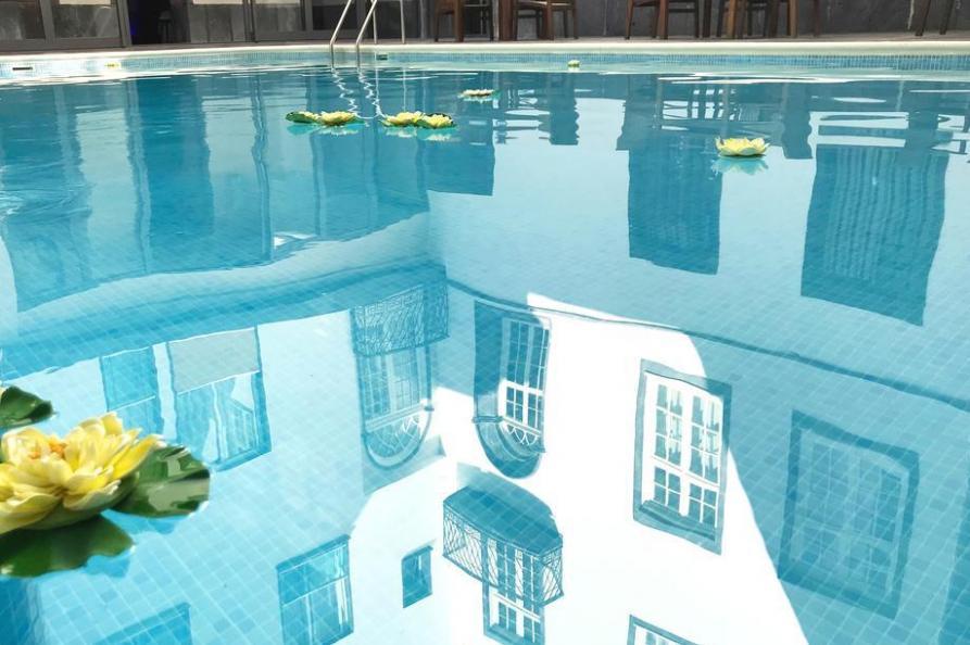 Zwembad Hotel do Colegio