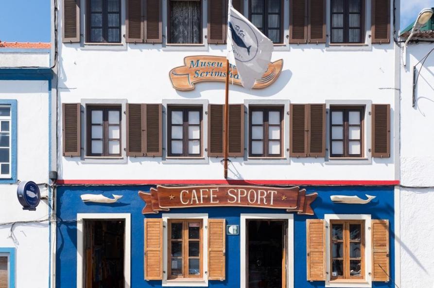 Peter's Café Sport, Faial