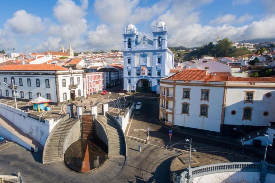 Angra do Heroismo, Terceira