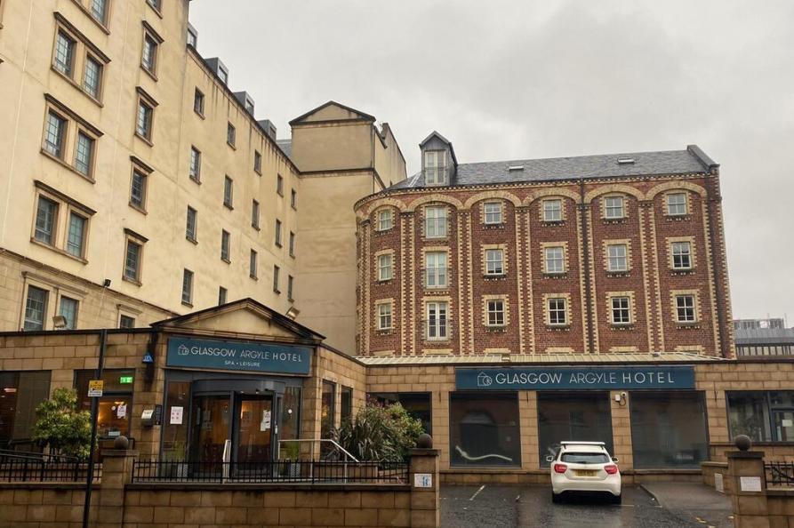 Best Western Glasgow