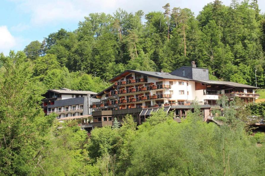 Monchs Waldhotel